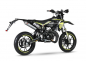 Mobile Preview: SHERCO SM50 SILVER R 2019